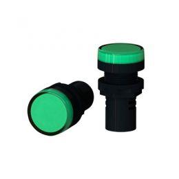 Sinal LED 220V Verde