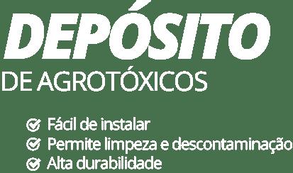 Depósito de Agrotóxico